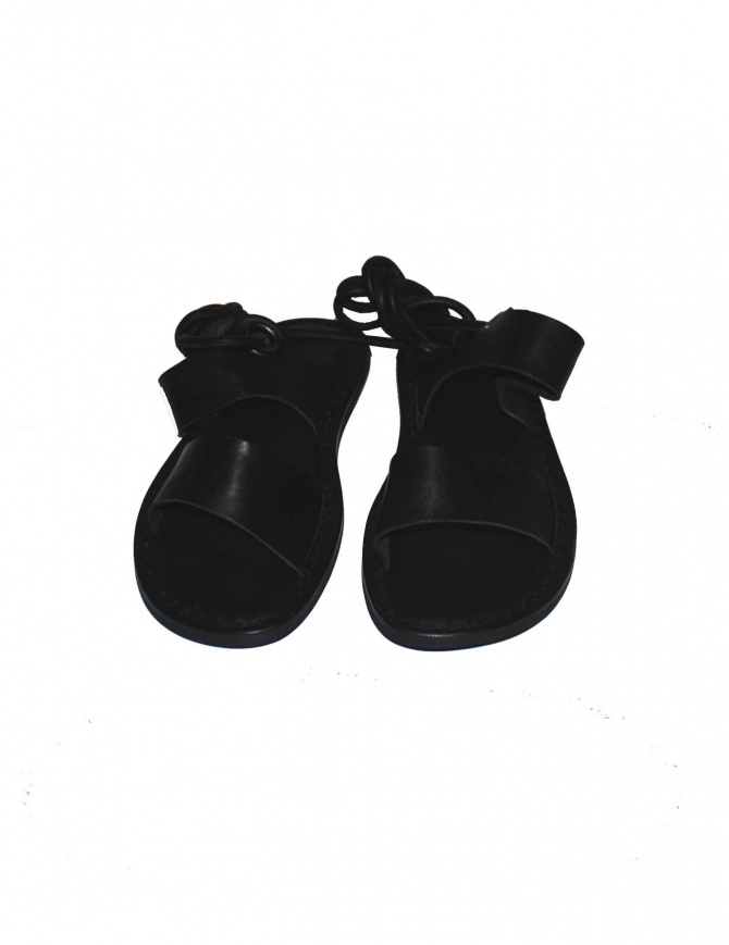 Trippen Eve sandals EVE BLK womens shoes online shopping