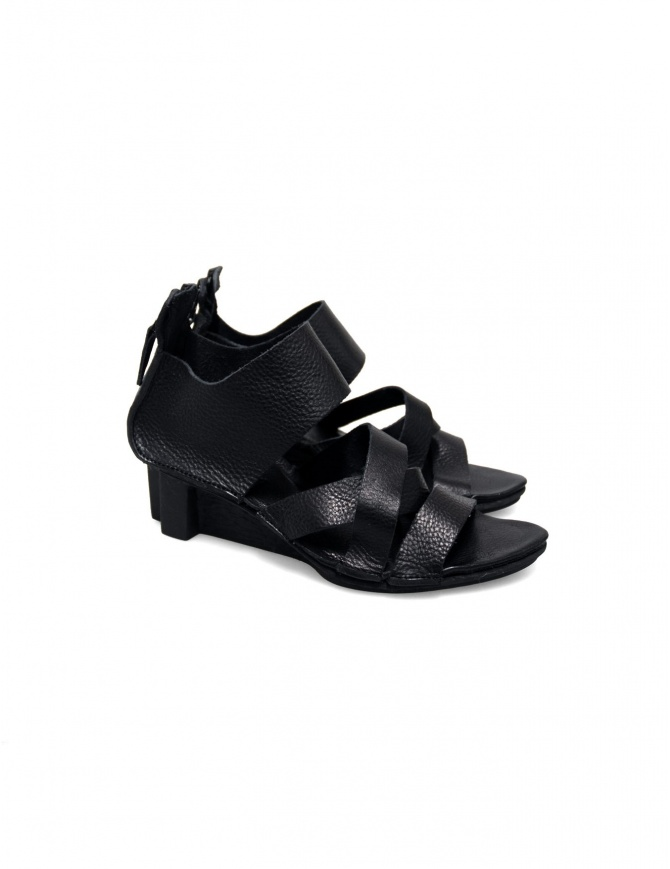 Trippen Tough sandals TOUGH BLK womens shoes online shopping