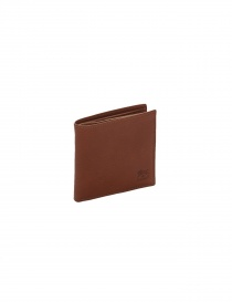 Il Bisonte brown Bob wallet online