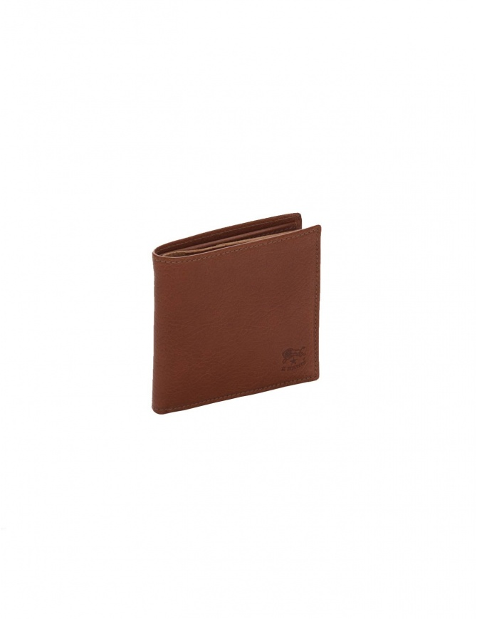 Il Bisonte brown Bob wallet CO855 PO 566 wallets online shopping