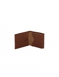 Il Bisonte brown Bob wallet buy online