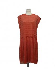 Sara Lanzi salmon dress SL SS14 04 S