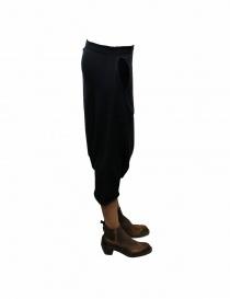 Label Under Construction Pocket Trapezium black skirt pants buy online