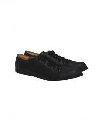 Sak leather sneakers 070 NERO/BLU