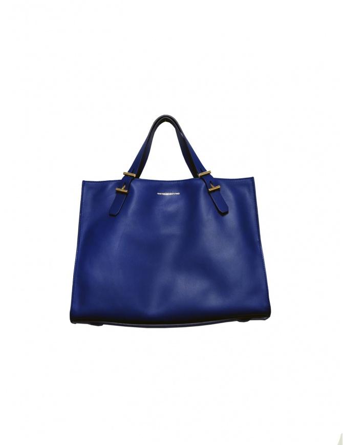 Borsa blu Desa 1972 SEVEN SMALL borse online shopping