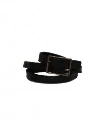 Cintura Carol Christian Poell Diverging colore nero AM/2602 BELP
