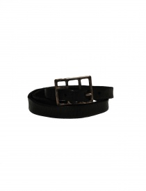 Cintura Carol Christian Poell Diverging colore nero