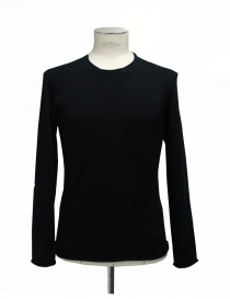 Label Under Construction Punched black sweater online