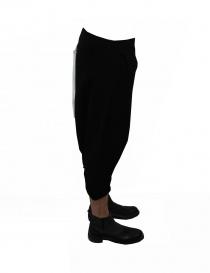 Label Under Construction Pocket Trapezium trousers price