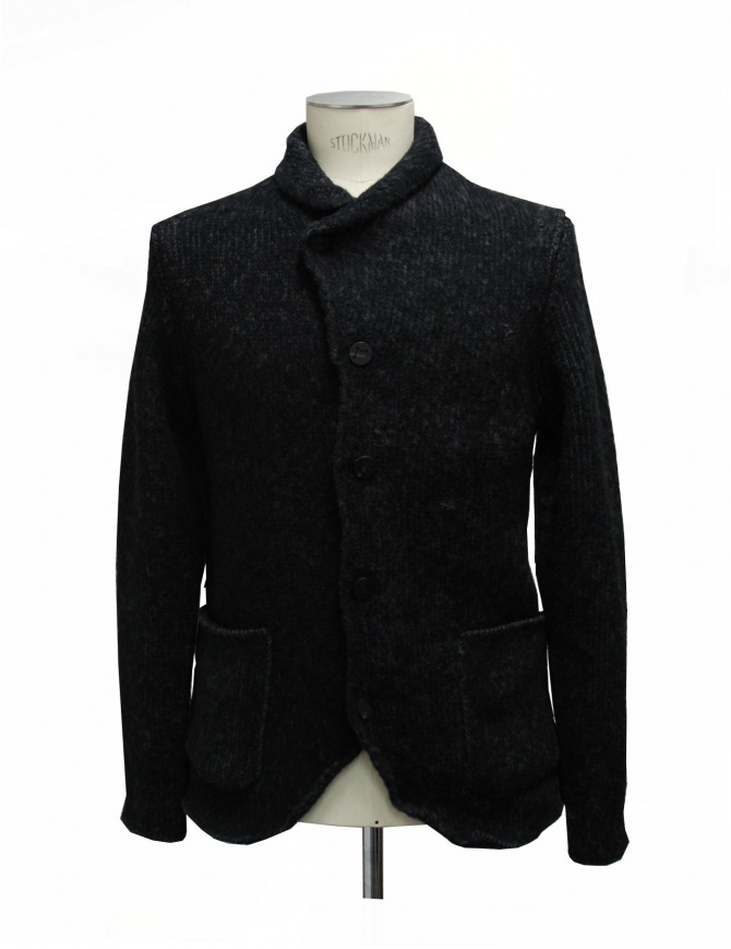 Label Under Construction Crescent Collar Carded jacket 24YMJC70 WW11 CD 24/97 mens coats online shopping