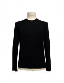 Black pullover Adriano Ragni online