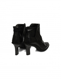Black leather Guidi MC87 shoes price
