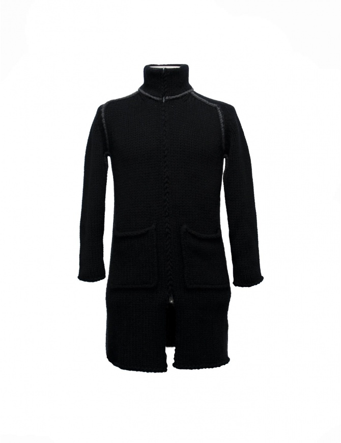 Label Under Construction Handstitched Knit jacket 24YXCT26-WA1 mens coats online shopping