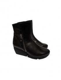 Trippen Blaze black ankle boots BLAZE WAW BLK