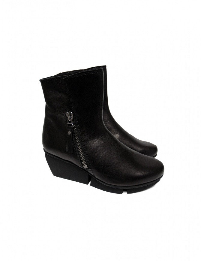 Trippen Blaze black ankle boots BLAZE WAW BLK womens shoes online shopping