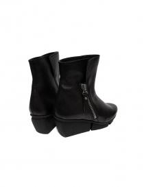 Trippen Blaze black ankle boots