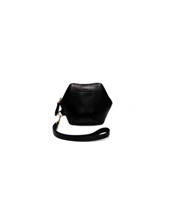 Portafoglio Desa 1972 colore nero DP3819-6SLG1 portafogli online shopping