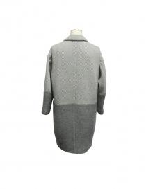 Cappotto Side Slope grigio