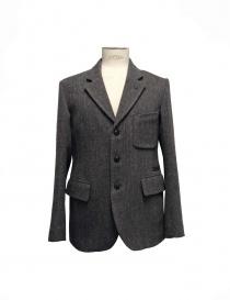 Nigel Cabourn Fox Brothers tweed suit jacket JK-8