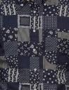 Gitman Bros patchwork shirt shop online mens shirts