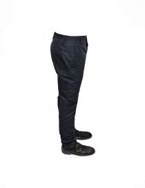 Pantalone Adriano Ragni grigio misto cotone