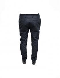 Pantalone Adriano Ragni grigio misto cotone prezzo