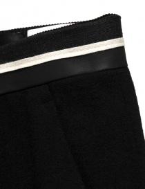 Pantalone Cy Choi cintura bianca e nera prezzo