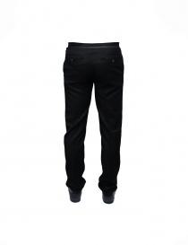 Pantalone Cy Choi neri in lana