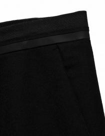 Pantalone Cy Choi neri in lana prezzo