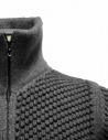 Cardigan a maglia Adriano Ragni grigio con zip 7ARJC07WA14SR 7/89 prezzo