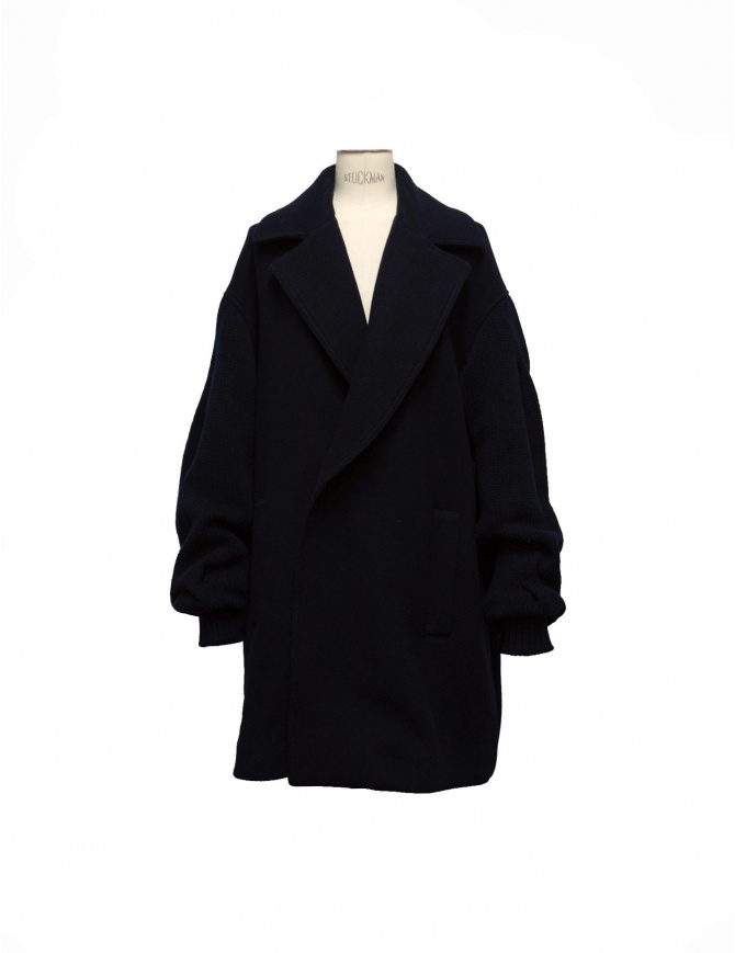 Cappotto Fadthree 10FDF05-26-NAVY cappotti donna online shopping