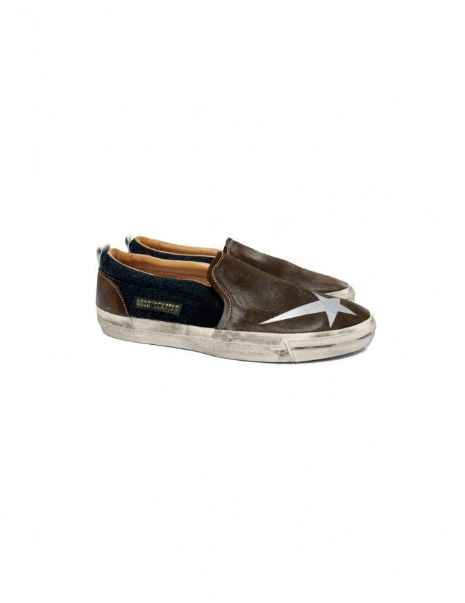 Sneaker Golden Goose Seastar G25U637-A5 calzature uomo online shopping