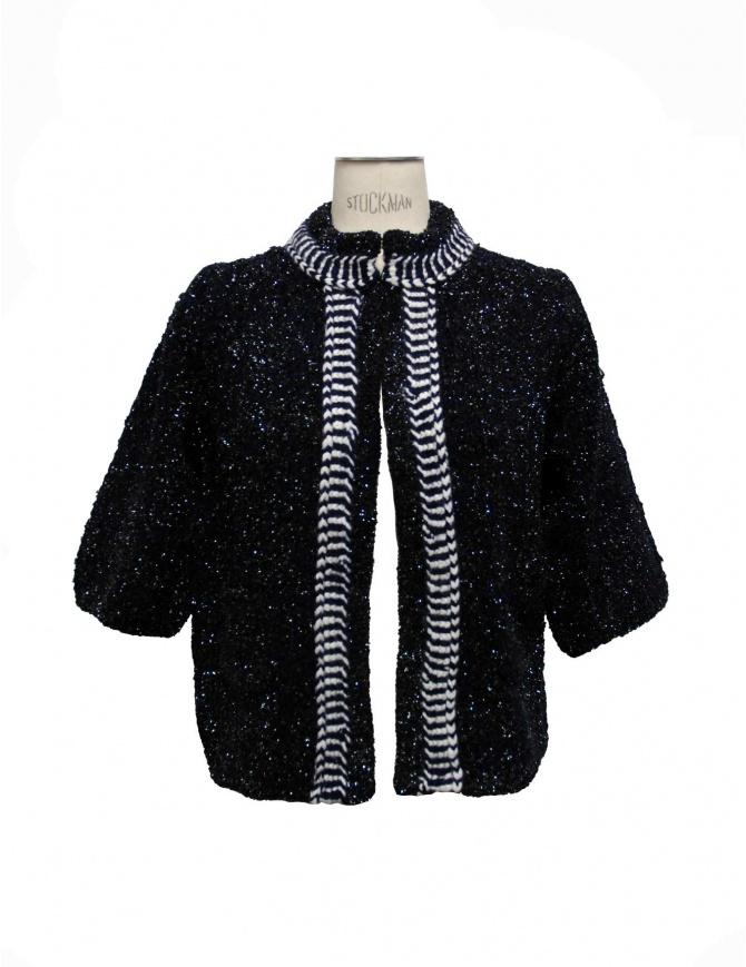 Maglia Iaponia colore nero 14A27F-BLK maglieria donna online shopping