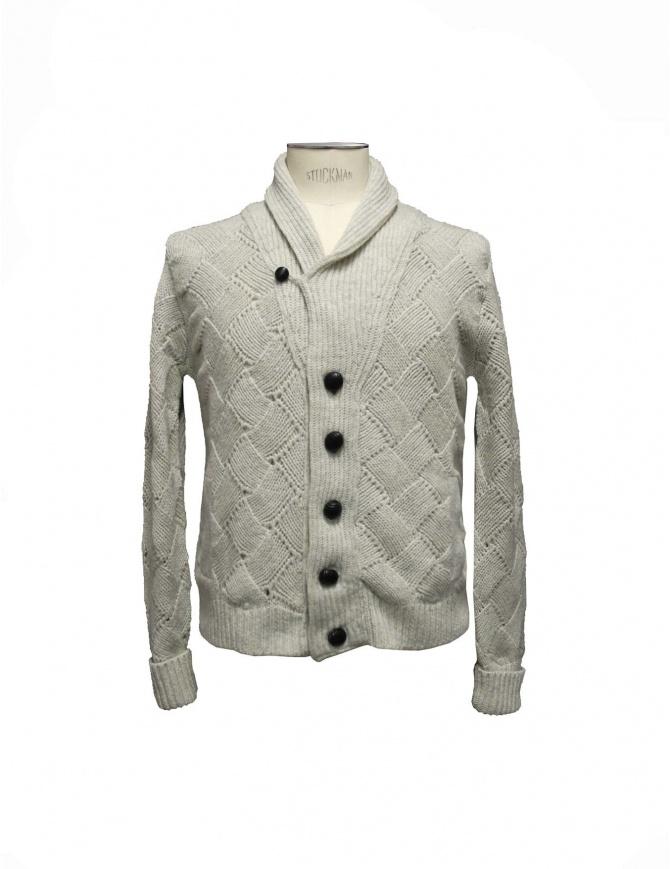 Cardigan Golden Goose Emmanuel K G25U546-A1 cardigan uomo online shopping