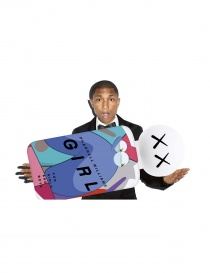 Profumo Pharrell Williams Girl X Comme des Garcons prezzo
