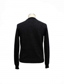 08SIRCUS black and gray cardigan