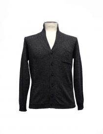 Cardigan Casa Isaac colore antracite online