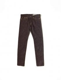 Kapital Indigo N. 8 brown melange jeans online