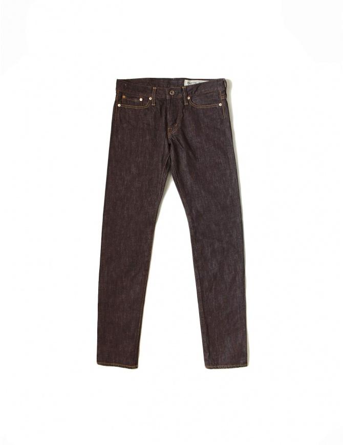 Jeans Kapital Indigo n8 K1408LP18 jeans uomo online shopping