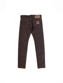 Jeans Kapital Indigo N. 8 marrone melange