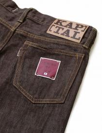 Jeans Kapital Indigo n8 jeans uomo acquista online