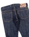 Jeans Kapital blu scuro regular fit JEANS SLP011N KAPITAL prezzo