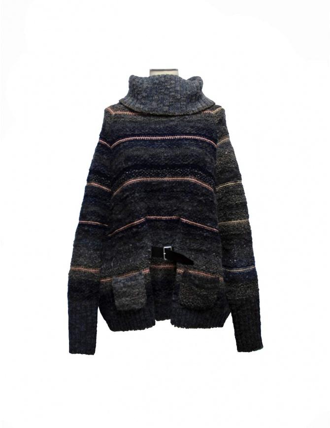 Kapital pullover K1409K180 GREY womens knitwear online shopping