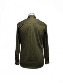 Camicia Cy Choi verde militare