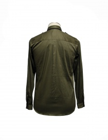 Cy Choi shirt military green buy online