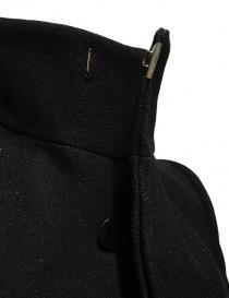 Cappotto Carol Christian Poell caban high neck cappotti uomo prezzo