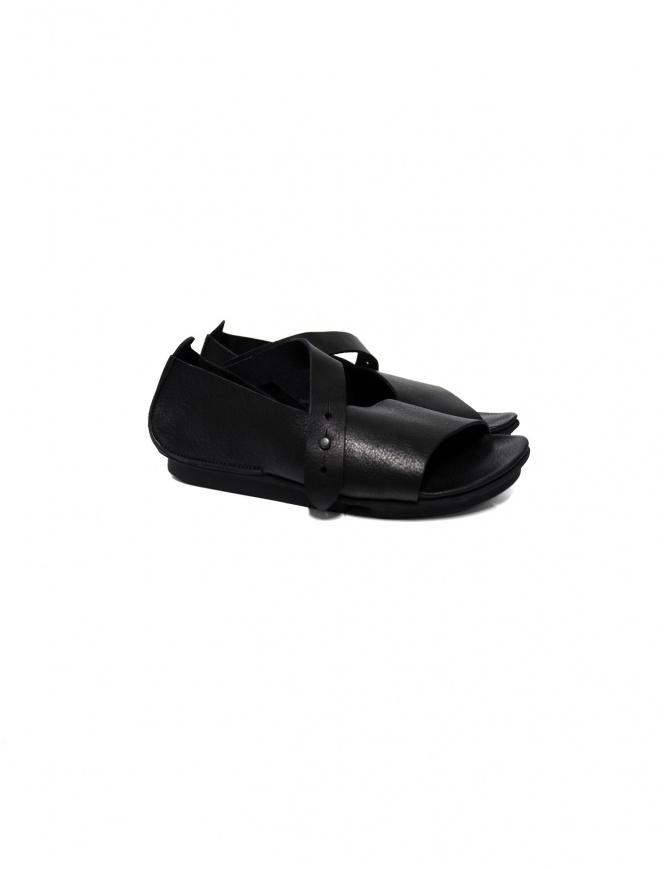 Trippen Marlene sandals MARLENE BLK womens shoes online shopping