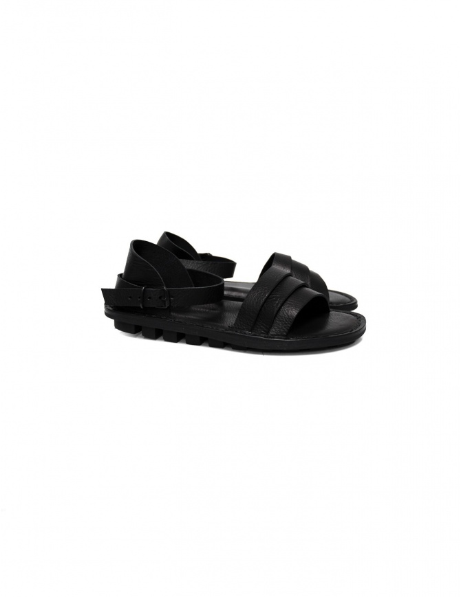 Trippen Agrippa sandals AGRIPPA BLK womens shoes online shopping