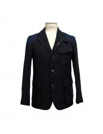 Nigel Cabourn Class Mallory jacket JK1-BLK-NAVY