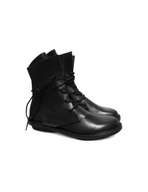 Trippen Rectangle black ankle boots online